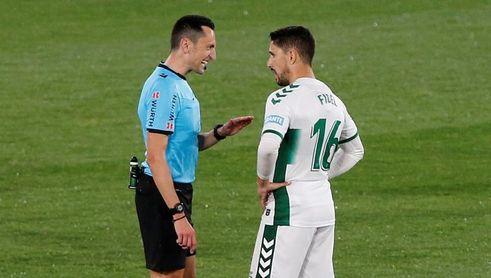 Sánchez Martínez en Valencia-Barça y Melero López en Elche-Atlético