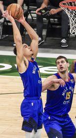 121-111. Ante los Raptors, Jokic y Porter Jr. vuelven a ser decisivos en la victoria de los Nuggets