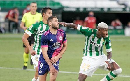 Donde ver por TV y online el Valladolid-Betis: fecha y horario