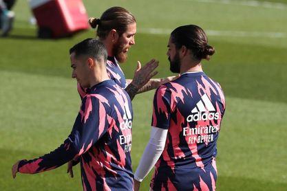 Zidane confirma la vuelta de Ramos y las rotaciones