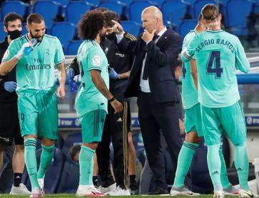 """Zidane dice que Marcelo """"va a cumplir con sus obligaciones"""" en las elecciones"""