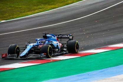 """Alonso: """"El coche era más difícil en la crono que en la FP3"""""""