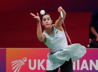 Carolina Marín ya está en la final de Kiev