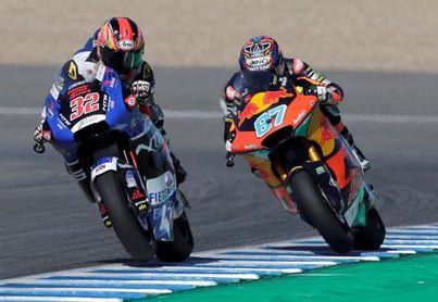 Quartararo, Gardner y Suzuki presentan sus credenciales en Jerez