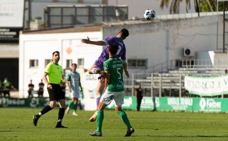 Sanluqueño-Betis Deportivo (2-1): Pierde el privilegio de depender de sí mismo