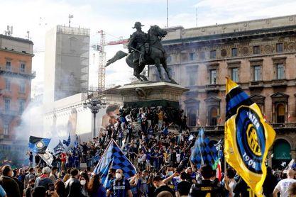 El Inter quita el Scudetto del pecho del Juventus