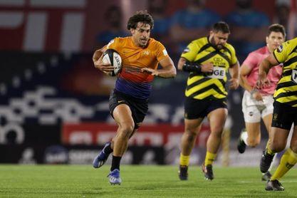 Jaguares XV finaliza invicto en fase regular de Super Liga Americana de Rugby