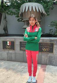 Mexicana Andrea Ramírez asegura que aún puede crecer mucho como maratonista