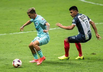 El Monterrey de Aguirre derrota al Mazatlán y se clasifica a los cuartos