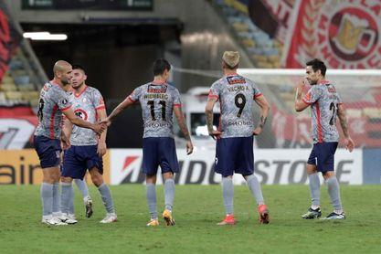 La Calera y Vélez chocarán en busca de su primer triunfo en la Copa Libertadores