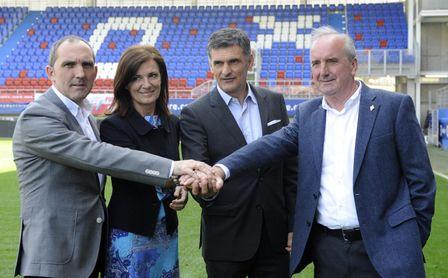 Garagarza no seguirá como director deportivo del Eibar la próxima temporada.