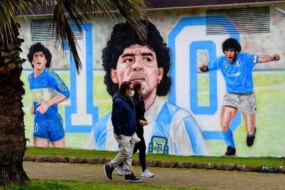 """Hermanas de Maradona: """"Nuestro amado Diego no merecía morir así"""""""