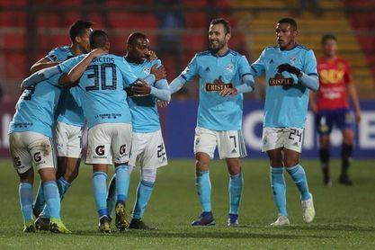 Hohberg alarga la racha triunfal de Sporting Cristal con un doblete a Alianza Lima