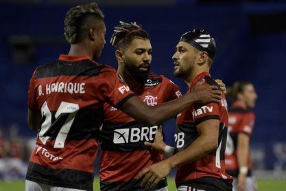 Liga ante una prueba de fuego frente al poderoso Flamengo