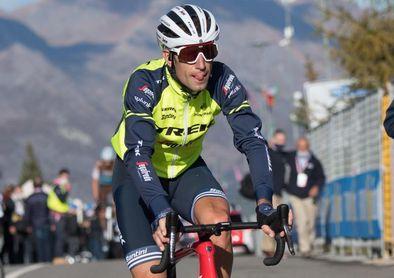 Nibali correrá el Giro al recuperarse de la fractura del radio