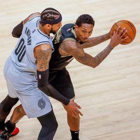 Carmelo Anthony supera a Elvin Hayes como el décimo mejor encestador de la NBA