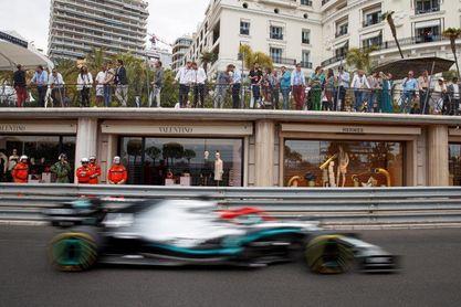 El Gran Premio de Mónaco de F1 se celebrará con un aforo del 40 %