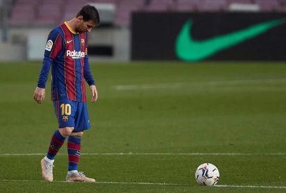 LaLiga abre expediente de información reservada por la comida en casa de Messi