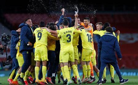 0-0: El Villarreal resiste a base de palos y estará en su primera final