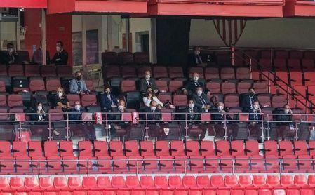 Los millones que se juega el Sevilla en estos cuatro partidos.