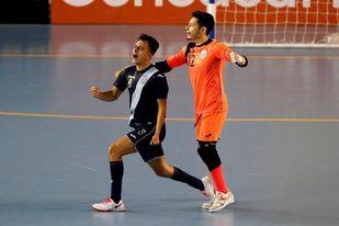 Guatemala remonta a El Salvador y avanza con Costa Rica al Mundial de futsal