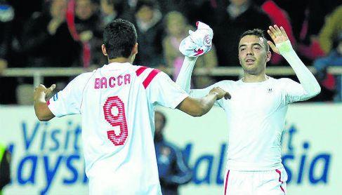 Emery, al fin, reconoce que desperdició a Aspas en Sevilla