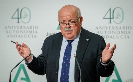 La Junta de Andalucía pide el aval judicial para cerrar cuatro municipios.