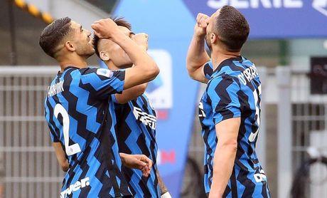 El Inter se da un homenaje en su celebración