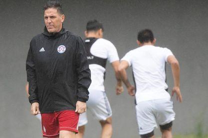 Paraguay comienza su preparación de cara a los duelos con Uruguay y Brasil