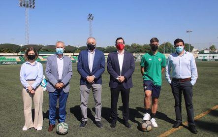 El Betis, Sevilla Integra y Fundomar, en apoyo del empleo