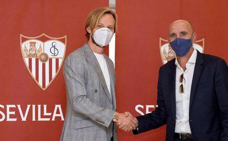 El tiempo ha acabado dando la razón a Rakitic, a Monchi, a Lopetegui y al Sevilla