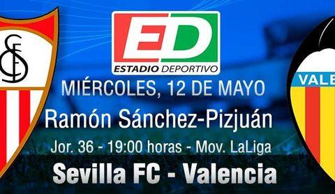 Sevilla FC - Valencia: Muchos retos pendientes