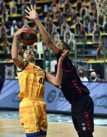 71-92. El Granca se aupa al Playoff y Bilbao Basket roza el descenso