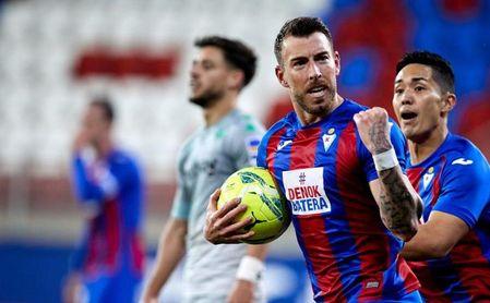 Eibar-Real Betis (1-1): Repite lo de Zorrilla y desperdicia una ocasión inmejorable
