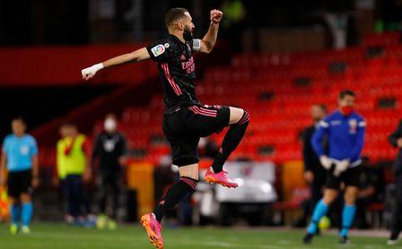 1-4: El Madrid aguanta el pulso del Atleti por el título de Liga