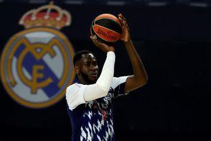 Garuba, del Real Madrid, premio Estrella Emergente de la Euroliga