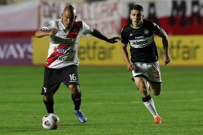 1-2. Olimpia revive en el grupo B tras vencer al Always Ready en La Paz