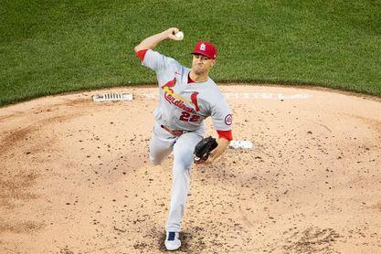 2-0. Jack Flaherty, primero que logra siete triunfos en la actual temporada de la MLB