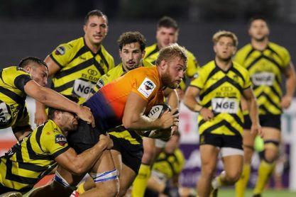 Un arrollador Jaguares y un Peñarol hambriento luchan por Superliga de rugby