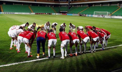 La selección jugará en Alcorcón amistosos con Bélgica y Dinamarca en junio