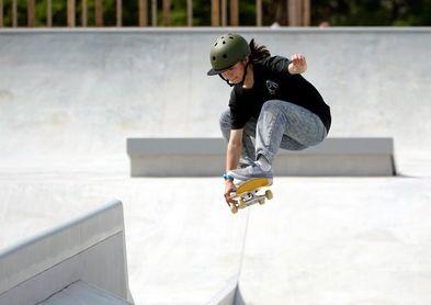 El skate se prepara en Tokio para su estreno olímpico