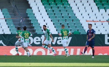 Real Betis-Huesca (1-0): Lo justo para sellar el pasaporte y defender la Europa League