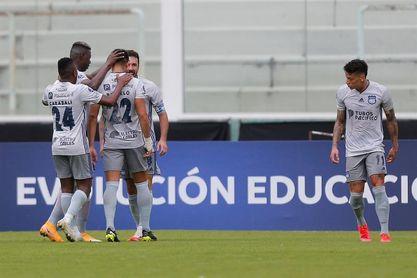 Emelec amplía su ventaja en la punta del fútbol en Ecuador, seguido de Independiente del Valle