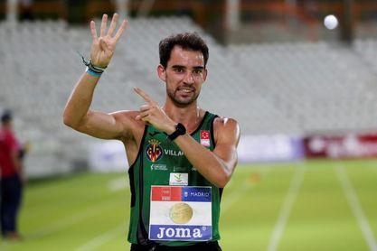 España suma su séptimo título continental en los 20 kilómetros marcha