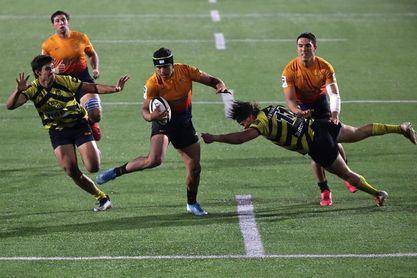 Jaguares XV de Argentina conquista la Super Liga de Rugby