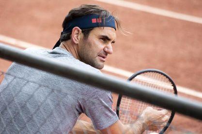 Federer reaparece este miércoles en Ginebra