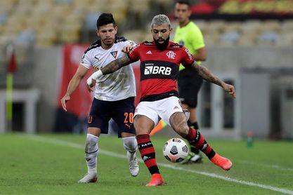 2-2. Flamengo sufre y cede un empate en casa, pero avanza a octavos de final de la Libertadores