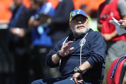 La Justicia argentina pide información sobre bienes de Maradona a siete países