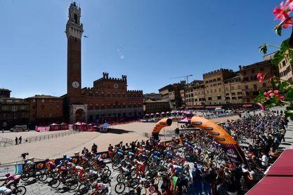 Marc Soler abandona el Giro tras sufrir una caída en la duodécima etapa