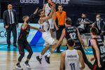 70-59. El Madrid asegura el liderato y Bilbao Basket depende del Estudiantes